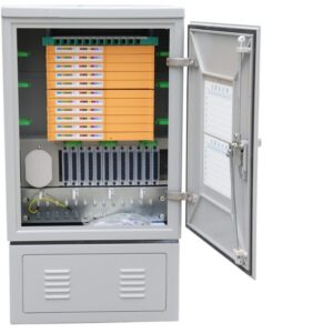 FO - Outdoor Optical Cross Connection Cabinet