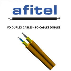 FO Dúplex Cables