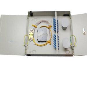 FO - Wall Mount Fiber Splice and Termination Box
