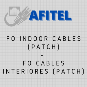 FO Indoor Cables (Patch)