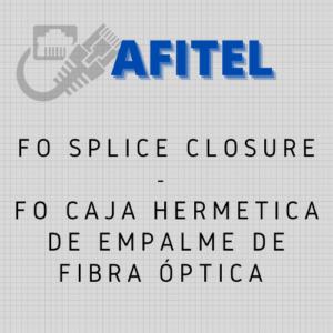 FO Splice Closure